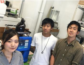 福岡大学 工学部 化学システム工学科 新戸研究室 瀬戸助教