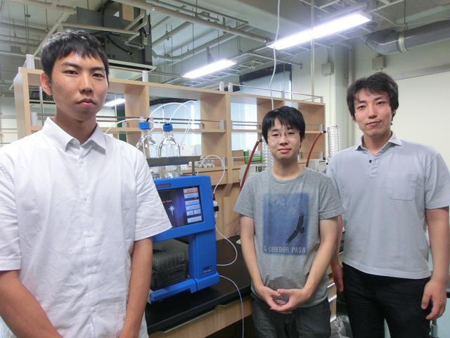 北陸先端科学技術大学院大学 マテリアルサイエンス系 生命機能工学領域 山口研究室