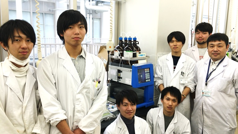 近畿大学 理工学部応用科学科ナノ機能分子化学研究室 藤原研究室