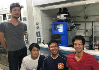京都大学化学研究所 材料機能化学 高分子制御合成領域 山子研 茅原助教