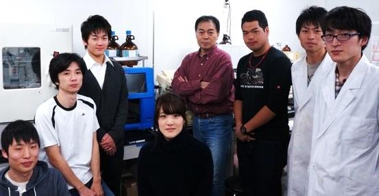 名城大学農学部応用生物化学科天然物有機化学研究室
