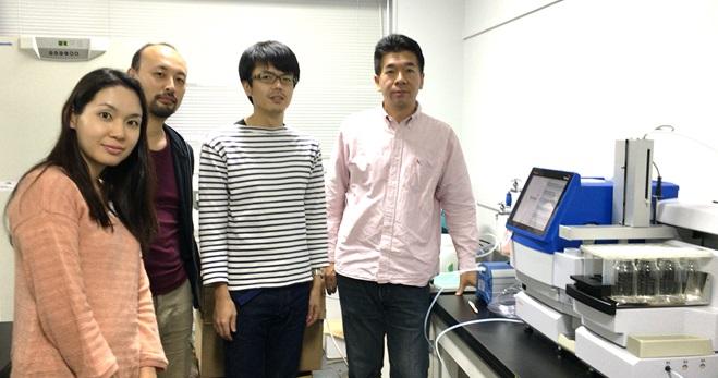 名古屋大学 大学院理学研究科 生命理学専攻 細胞間シグナル研究グループ