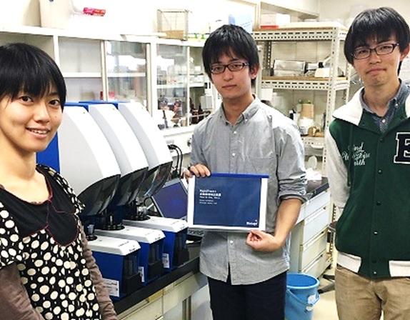 名古屋大学大学院 農学研究科 食品機能化学研究室