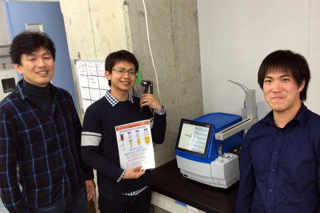 熊本大学大学院 理学研究科 速水研究室