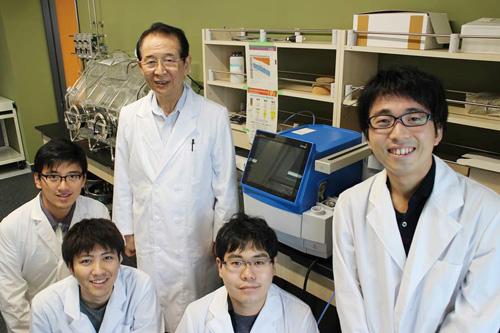 筑波大学国際統合睡眠医科学研究機構(WPI-IIIS)長瀬研究室