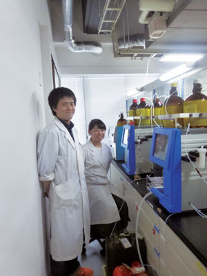東北大学大学院理学研究科 有機化学第一研究室