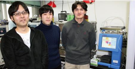 東京工業大学 資源化学研究所 山元・今岡研究室
