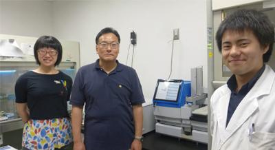 東北大学大学院理学研究科化学専攻 有機化学第一研究室