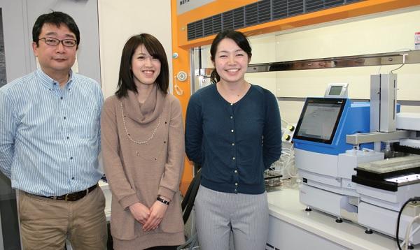 東京家政大学家政学部環境教育学科 生物有機化学研究室